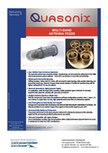 Brochure - MULTI-BAND ANTENNA FEEDS