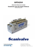Manuale hardware e software di MPS4264